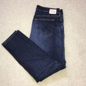 AG The Beau slouchy skinny jeans Size 27R
